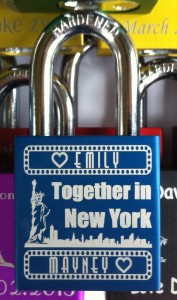 Love Locks in New York
